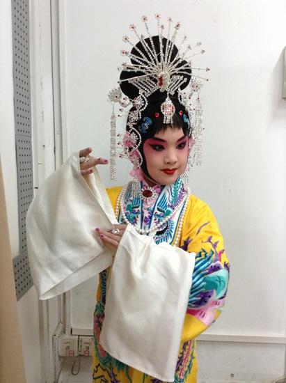 亚洲童星榜 巴特尔