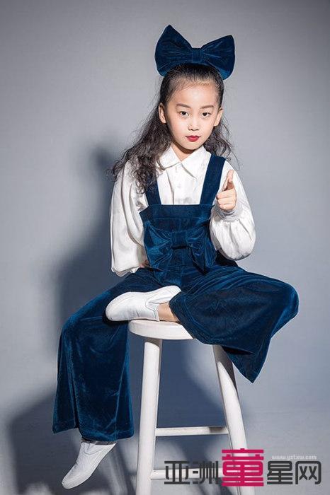 亚洲童星榜 罗米雪