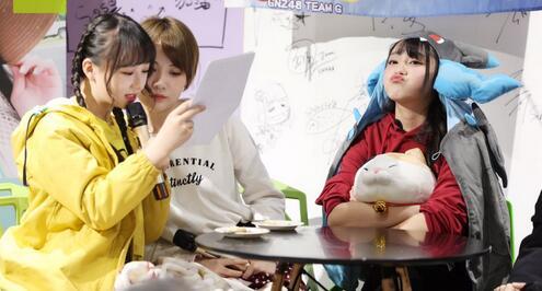 GNZ48星梦剧院生日公演回顾:Kiko李沁洁生日快乐