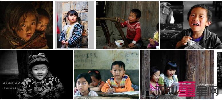 """中国6100万留守儿童 心理贫瘠的""""孤儿"""""""