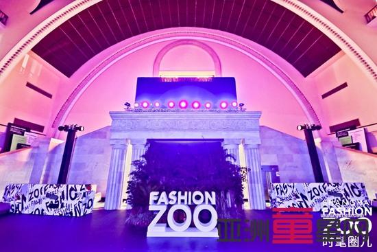FASHION ZOO时髦之夜,众明星亲临现场助阵「时髦圈儿」