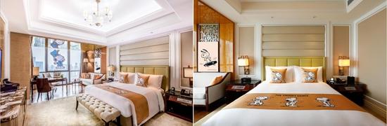 走进史努比的缤纷世界 成都富力丽思卡尔顿酒店推出史努比主题房,史努比主题下午茶